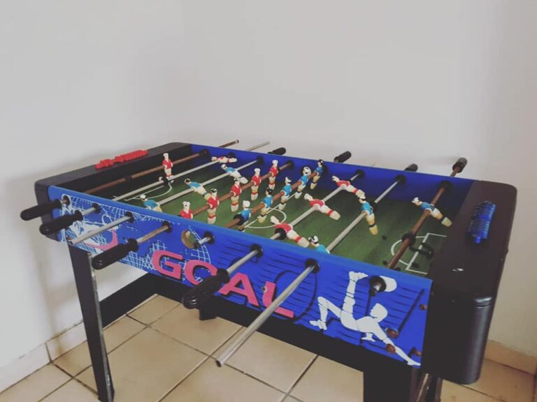 SBH-sccer table game